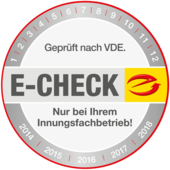 Der E-Check bei EMS-Götz in Berching